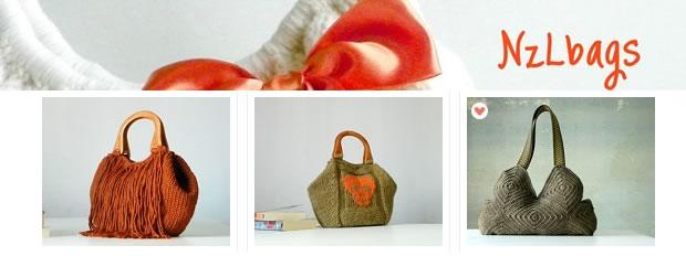 nzl Sélection de boutiques Etsy #11   Spéciale sacs à main !