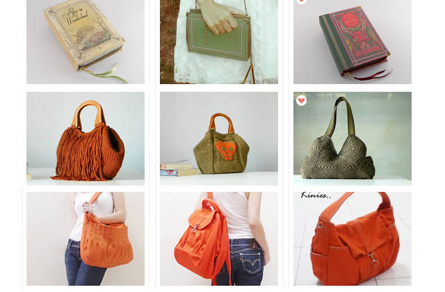 Sélection de boutiques Etsy #11 – Spéciale sacs à main !
