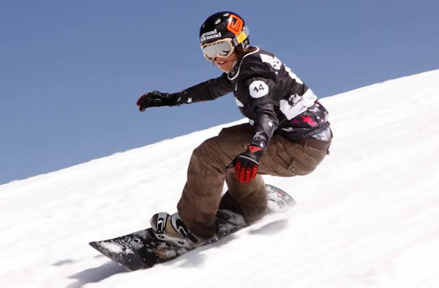 Le snowboard – Les madmoiZelles & leur sport