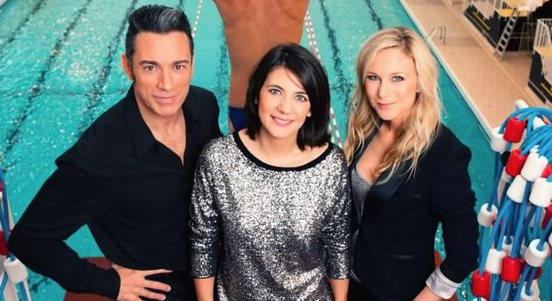 splashanimateurs Splash, le grand plongeon : la nouvelle émission de TF1
