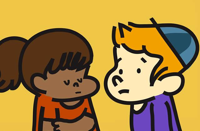 Le strip d'Elosterv – Dialogue de sourds