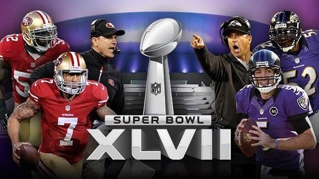superbowl Le Super Bowl 2013 vu des États Unis