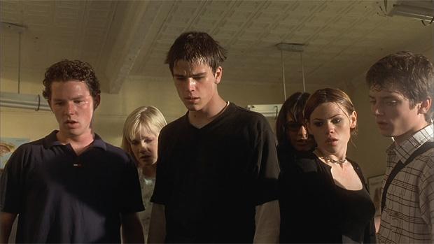 teen movie the faculty