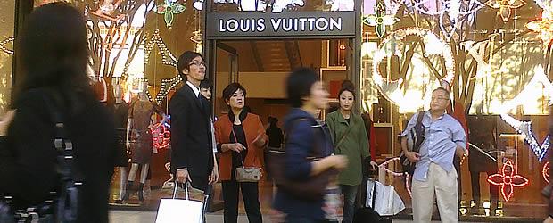 vuitton St Valentin, St Ballotins   Carte postale du Japon