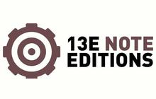 13E Note – Un éditeur en 5 minutes