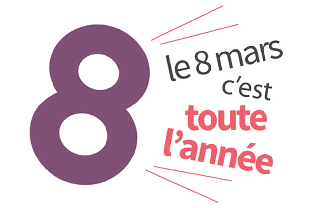 8 mars 2013 – C'est la Journée Internationale des Droits des Femmes…