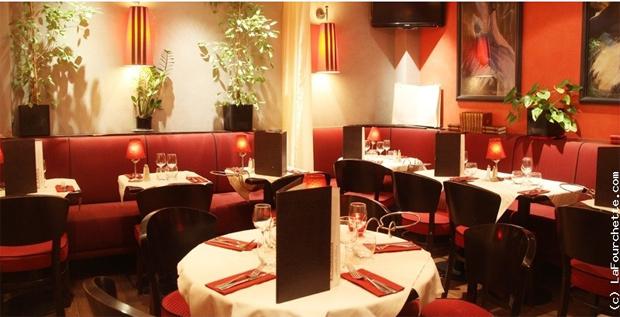 LaFourchette.com : des réductions au restaurant Cafe Le Dumas