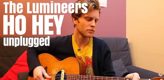 The Lumineers – Ho Hey (pour la première fois en solo)