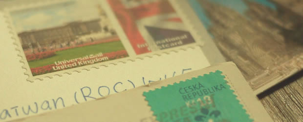cartes2 PostCrossing, les cartes postales ressuscitées (et ma nouvelle obsession)