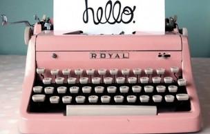 Lien permanent vers L'art de collectionner les machines à écrire