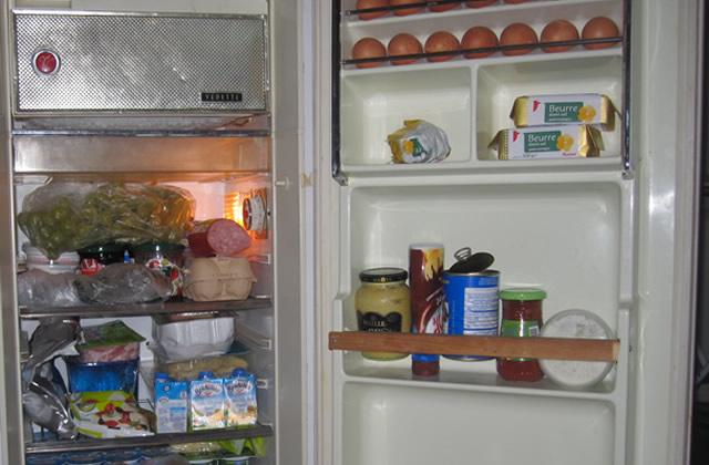 Dans le frigo de… Olga et Aleksandra