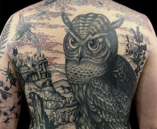 Le Mondial du Tatouage, en ce moment à Paris ! dardeau