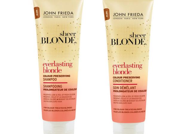 Shampooing pour cheveux blond naturel