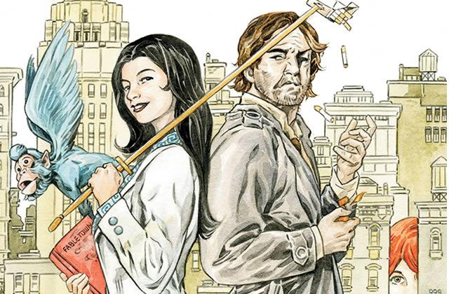 «Fables », quand les personnages de contes vivent parmi nous – Interview