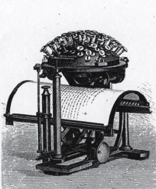 machine vieille Lart de collectionner les machines à écrire