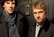 Martin Freeman confronté aux fanarts XXX de Sherlock