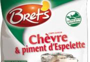 Lien permanent vers Bret's lance deux nouvelles saveurs… étonnantes