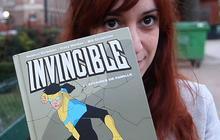 Pénélope chronique Invincible, un comic par l'auteur de Walking Dead