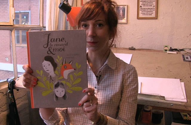 Pénélope chronique Jane, le renard et moi