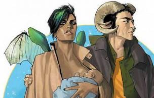 Lien permanent vers Saga, la nouvelle série BD par l'auteur d'Y, le dernier homme