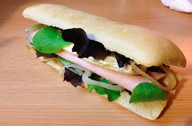 Les sandwichs de la rédac