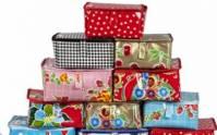 Sélection déco – Boîtes de rangement colorées