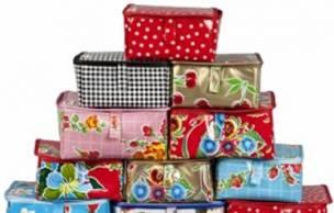 Lien permanent vers Sélection déco – Boîtes de rangement colorées