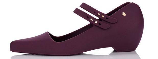 shoe 2 Karl Lagerfeld crée 4 paires de chaussures pour Melissa