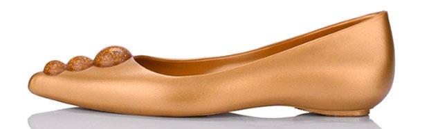 shoe 4 Karl Lagerfeld crée 4 paires de chaussures pour Melissa
