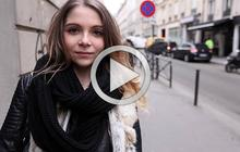 Street Style vidéo – Hélène, 19 ans