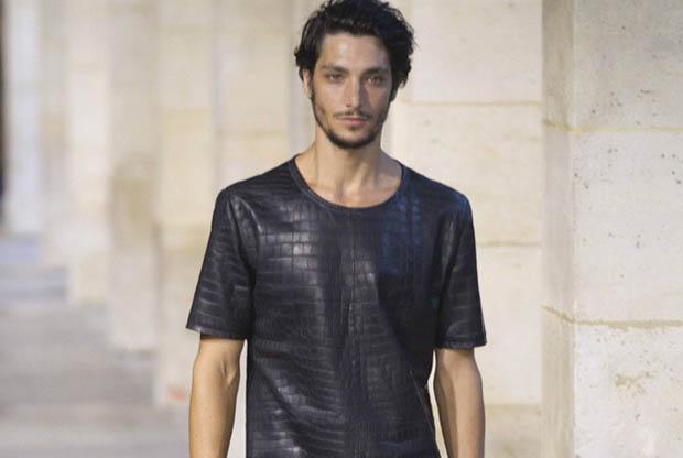 Le t-shirt Hermès en croco à 70.000€ 1b7ef680847
