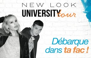 Lien permanent vers Le New Look University Tour démarre bientôt !