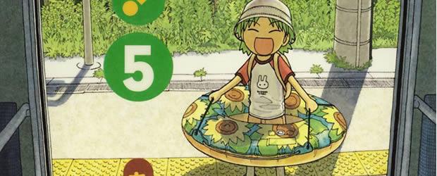 yotsuba 1 Sélection de BD qui rendent heureux