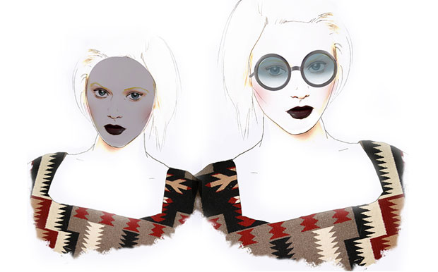 Visage ovale Conseils morpho : choisir des lunettes adaptées à la forme de son visage