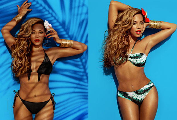 Beyoncé pour H&M : la vidéo ! beyonce3