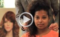 Cheveux bouclés : 4 coiffures en 4 vidéos !