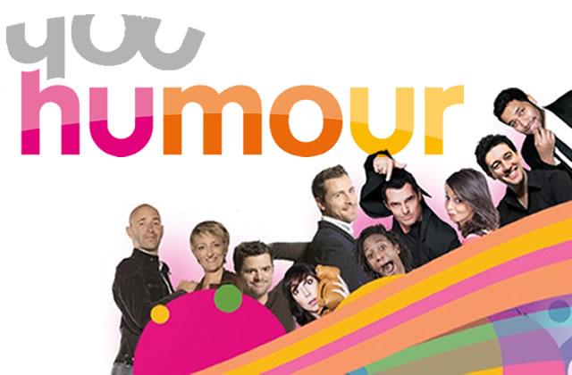 Concours : 5×2 places à gagner pour le Festival Youhumour !