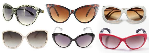 Conseils morpho : choisir des lunettes adaptées à la forme de son visage lunettes papillon