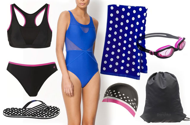 5 looks pour faire du sport natation