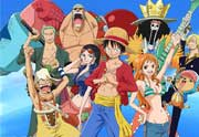 Lien permanent vers One Piece à l'Aquarium de Paris !