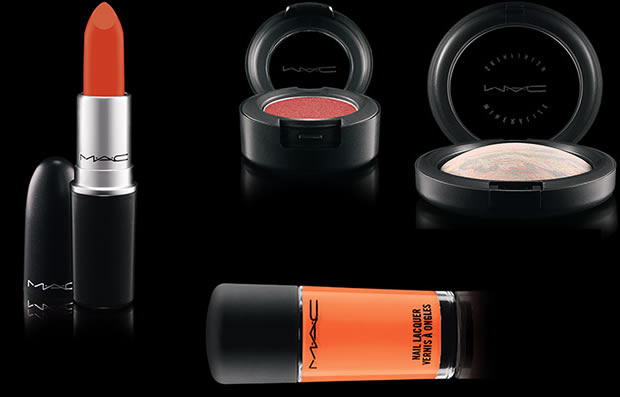 paramore Hayley Williams (Paramore) collabore avec MAC