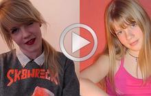 Le Placard de la Honte en vidéo – Perrine et son look de skateuse