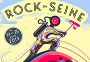 Rock en Seine 2013 : la programmation se dévoile !