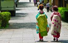 À quoi ressemble une rue japonaise ? – Carte postale du Japon