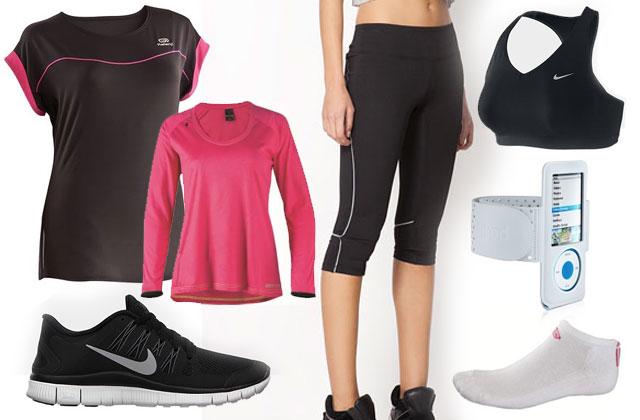 5 looks pour faire du sport running