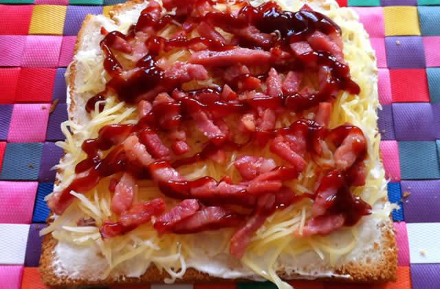 Le sandwich de Thaïs