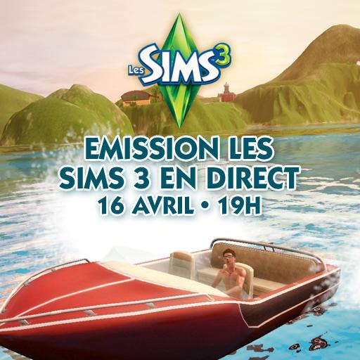 sims Les Sims 3 «Île de rêve» : la démo est en ligne !