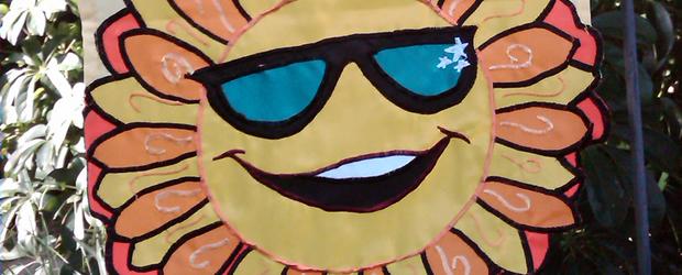 Le soleil, ça rend heureux?  soleil