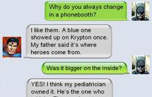 Texts From Superheroes – Le Tumblr du Moment