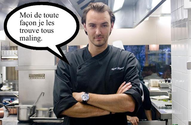 Quel finaliste de Top Chef 2013 es-tu ?